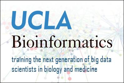 Bioinformatics @ UCLA
